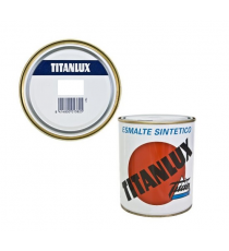 Esmalte Sintético Brillante Beige 585 375 ML Titanlux
