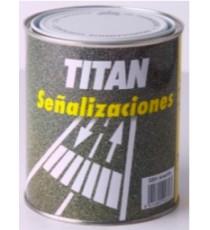 Pintura Para Señalizaciones Amarilla Titan