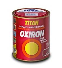 Esmalte Antioxidante Oxiron Liso Brillante Gris Perla 375 ML