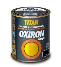 Esmalte Antioxidante Oxiron Forja Gris Acero Titan