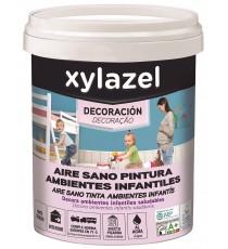 Pintura Adecuada Para Ambientes Infantiles Verde Pera Mate 750 ML