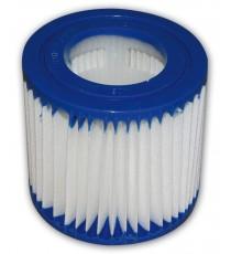 Cartucho Filtro Mediano Recambio Para Depuradoras de Cartucho 2 Unidades