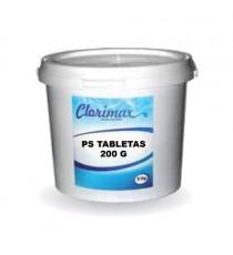 Cloro Estabilizado Clorimax Pastillas 5 KG