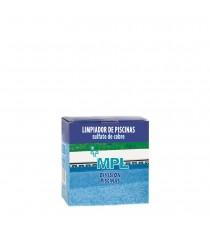 Limpiador De Piscinas Sulfato De Cobre 1 KG