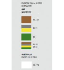 Filtro 760 P3 Para Mascarilla 761 Climax