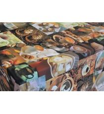 Mantel Vinylco Coffe 1,40 M