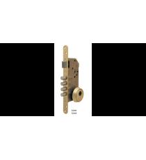 Cerradura De Seguridad R200B/30-30 Niquelada