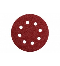 Hojas de Lijar Adhesivas Circulares 115 MM P - 120 6 Unidades