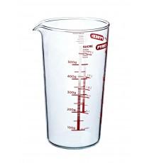 Vaso Medidor De Vidrio 0,5 Litros
