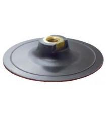 Base Lijadora Autoadherente Tipo Velcro 125 MM
