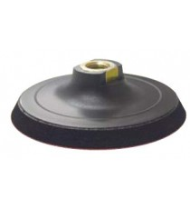 Base Lijadora Flexible Autoadherente Tipo Velcro 115 MM
