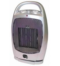 Calefactor Eléctrico Cerámico Oscilante 1500 W