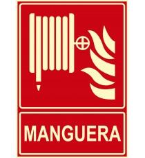 """Señal Contra Incendios """"Manguera"""""""
