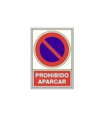 """Señal """"Prohibido Aparcar"""""""