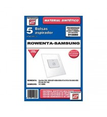 Bolsas Sintéticas Aspirador Rowenta Samsung x5