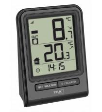 Termómetro Digital Con Sensor Exterior TFA 30.3063