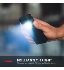 Linterna De Petaca Más Banco De Energía y Laser 700 Lumen