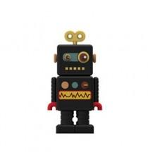 Usb Pen Drive Robot 8 GB Negro