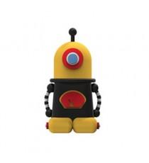 Usb Pen Drive Robot 8 GB Amarillo