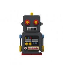 Usb Pen Drive Robot 8 GB Gris