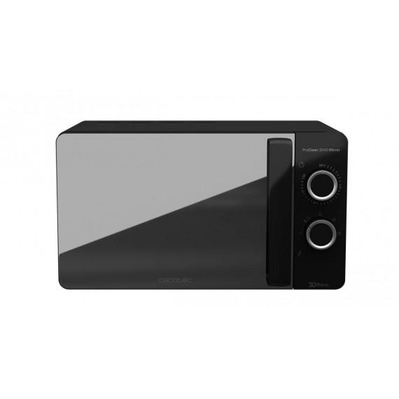 Microondas Blanco ProClean 3040 Mirror 20 L