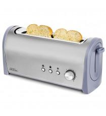 Tostadora De Ranura Larga Steel&Toast 1L