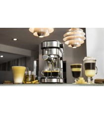 Cafetera express Cafelizzia 790 Steel