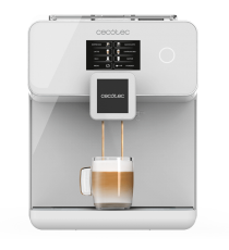 Cafetera Megautomática Power Matic-ccino 8000 Touch Serie Bianca