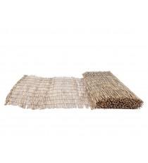 Cañizo De Bambú Chino Pelado 1 ,5 x 5 Metros