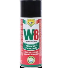 Lubricante 8 funciones W8 ECO SERVICE 200 ml
