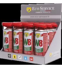 Lubricante 8 funciones Con Jet W8 ECO SERVICE 400 ml