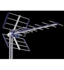 Antena Terrestre De Exterior Con Filtro 4G 30 Elementos