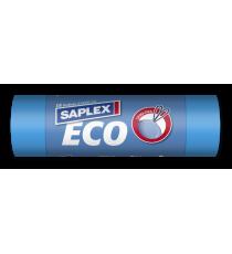 Bolsas De Basura Saplex Eco Azules 55x60CM 30 Litros