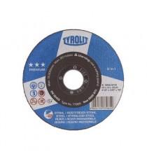Disco De Corte Acero/Inox Premium 125 x 1.6 x 22 MM Plano