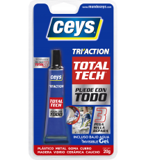 Ceys Triaction Pega Sella Y Repara 20 GR
