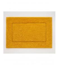 Alfombra de Baño Antideslizante Naranja de Algodón
