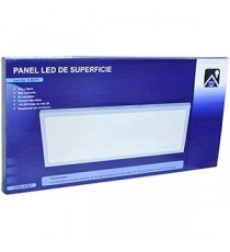 Panel Rectangular De Superficie Led 300 MM x 600 MM 36 W