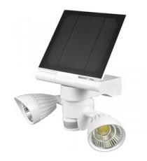Aplique Exterior Solar Led Con Sensor Crepuscular