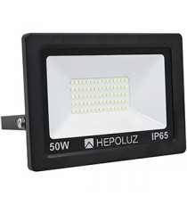 Proyector SMD Led 50 W 6000ºK Negro 180 MM
