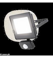 Proyector Led 20 W Doméstico IP 44 Con Sensor PIR De Movimiento