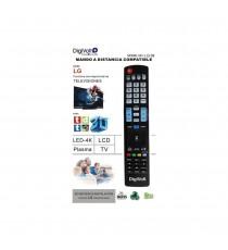 Mando A Distancia Para Televisores LG Compatible 2