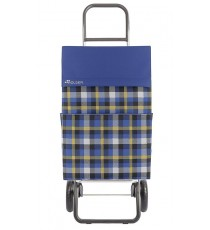 Carro Compra Scottish Azul Dos + 2