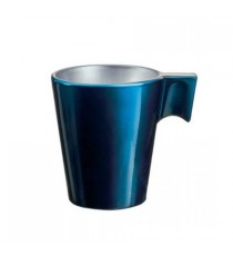 Taza Flashy Expresso 8 CL Azul