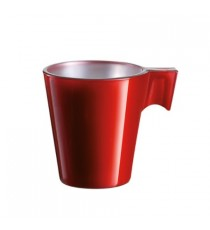 Taza Flashy Expresso 8 CL Roja