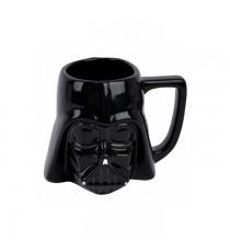 Taza Mug Con Relieve Darth Vader