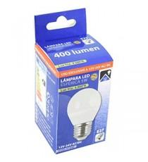 Lámpara Led Esférica ABS E27 5W 4000K