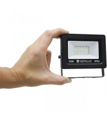 Proyector SMD Led 10 W 6000ºK Negro