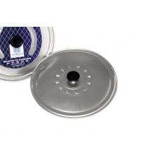 Tapa De Aluminio Con Desvaporizador 60 CM