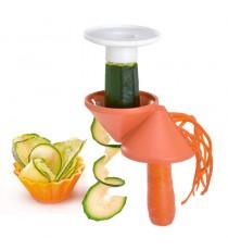 Corta Verduras Doble Con Protector