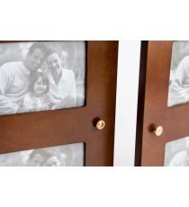 Tapa Para El Contador Decorativa En Madera Con Fotografías